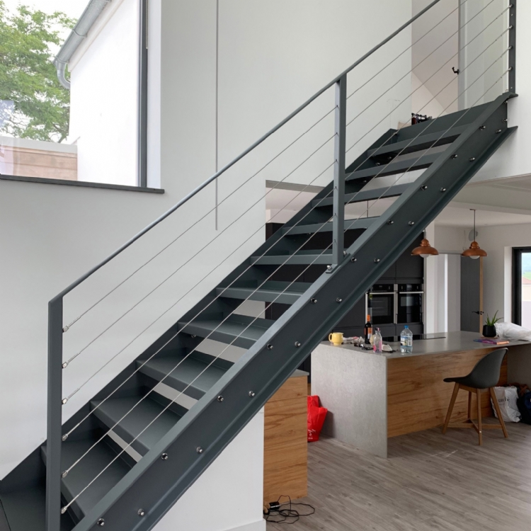 Kernow Metals Bespoke Staircases