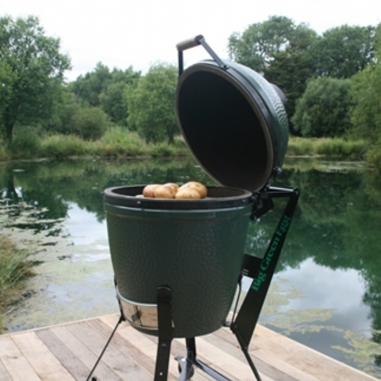 Medium Big Green Egg Package